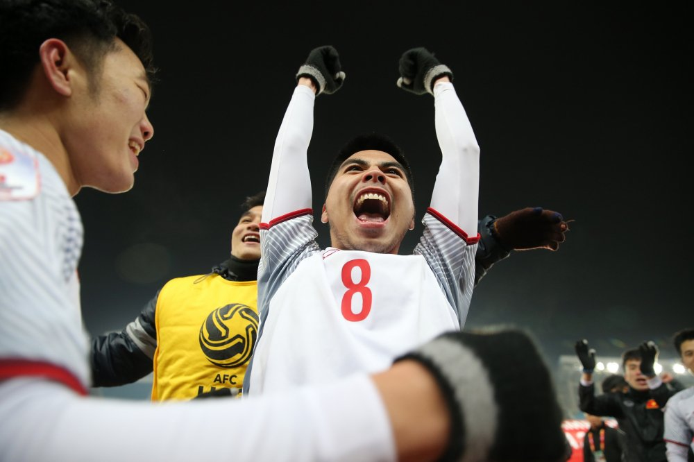 'Hoang tu' U23 Viet Nam: Thanh cong o U23 chau A xoa tan noi buon SEA Games hinh anh 1