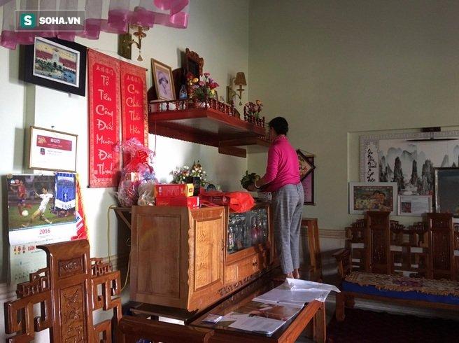 Me Cong Phuong: 'Sau le don U23, toi goi hoi Phuong buon a ma nguoi ta noi nhieu the' hinh anh 5