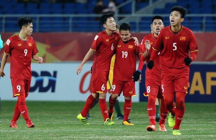 Dan sao U23 len tuyen Viet Nam: Chi can khat khao va khong tu man hinh anh 1