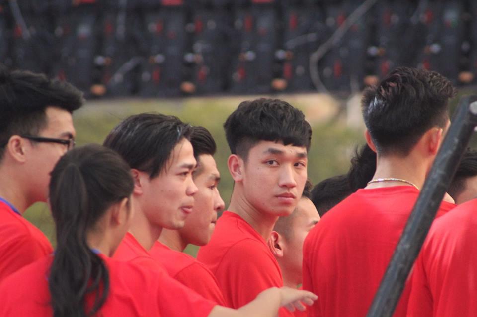 Hot boy U23 Viet Nam Nguyen Trong Dai va mo uoc dau xuan hinh anh 1