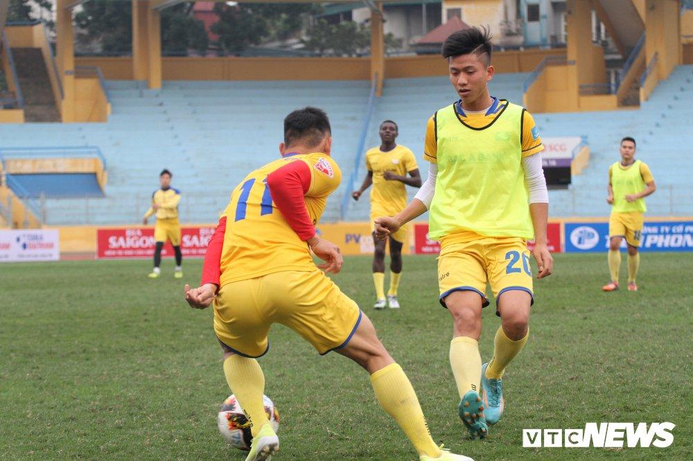 Xuc dong hinh anh cau thu U23 Viet Nam gap go CDV dac biet nhat Nghe An hinh anh 7