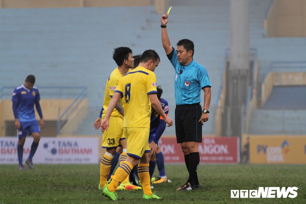Xem truc tiep Quang Nam vs SLNA tranh Sieu Cup Quoc gia 2018 hinh anh 4