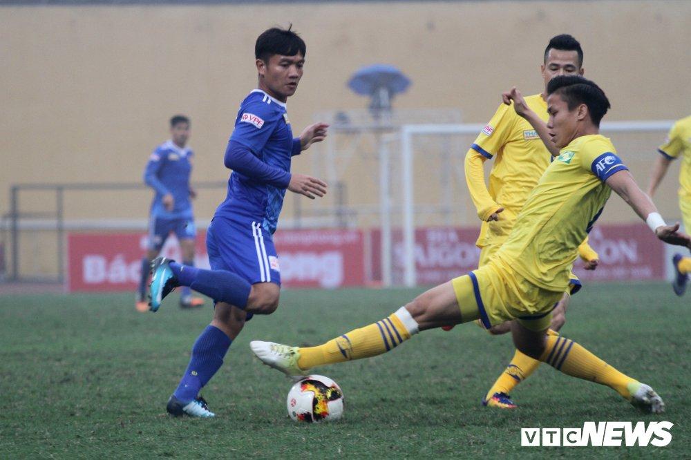 Xem truc tiep Quang Nam vs SLNA tranh Sieu Cup Quoc gia 2018 hinh anh 6