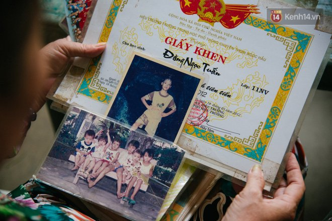 Roi nuoc mat nghe tam su nguoi me tuyen thu U23 Viet Nam bi ung thu hinh anh 8