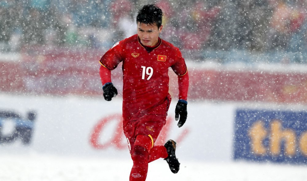 HLV Park Hang Seo lay Ahn Jung Hwan lam mau cho Quang Hai hinh anh 1