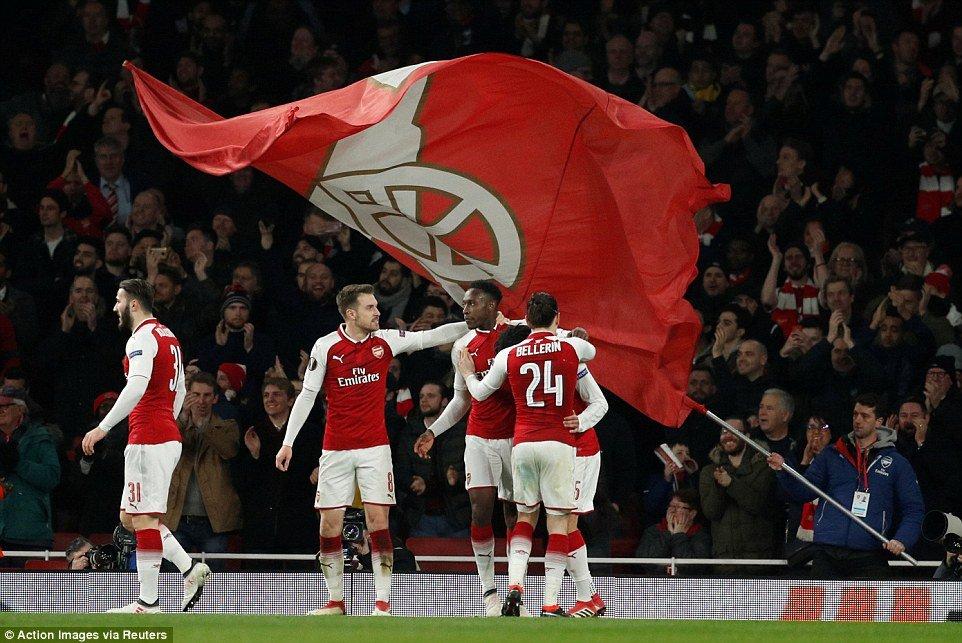 Truc tiep Arsenal vs Southampton, Link xem vong 33 Ngoai Hang Anh 2018 hinh anh 8