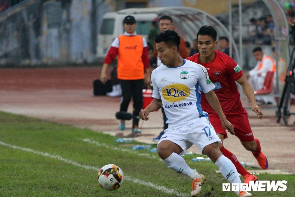 Video truc tiep Hai Phong vs HAGL vong 2 V-League 2018 hinh anh 1