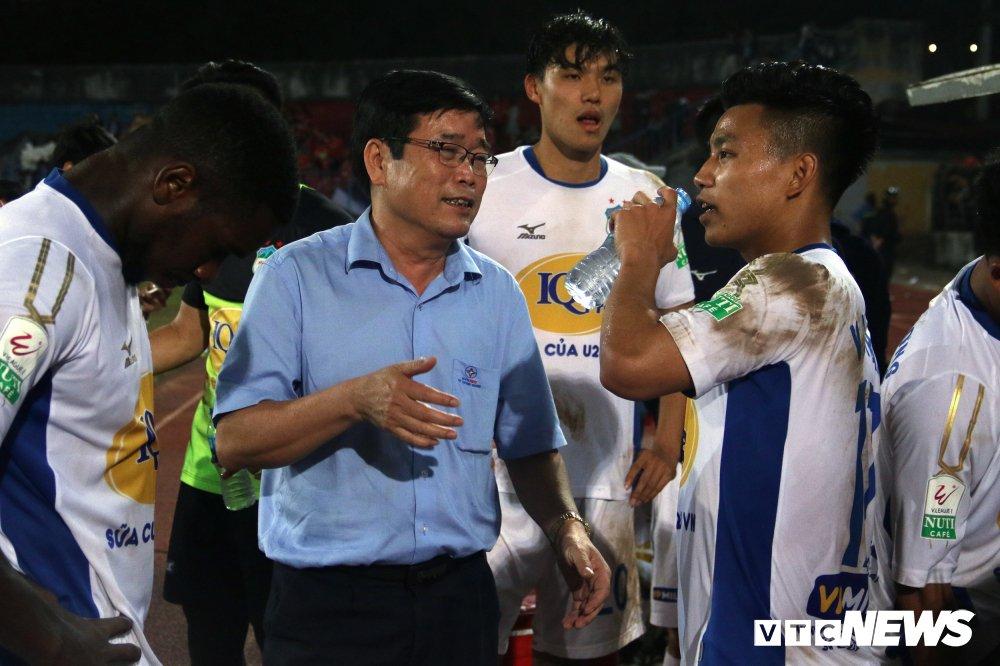 Bo Xuan Truong: 'Toi tin 100% Truong se ghi ban' hinh anh 1
