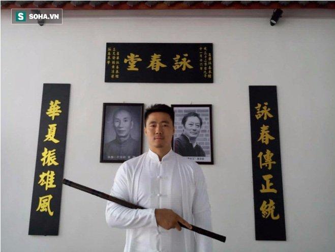 Vo su Vinh Xuan Thuc Quyen: 'Khong the tin de tu 4 doi cua Diep Van lai kem den the' hinh anh 2