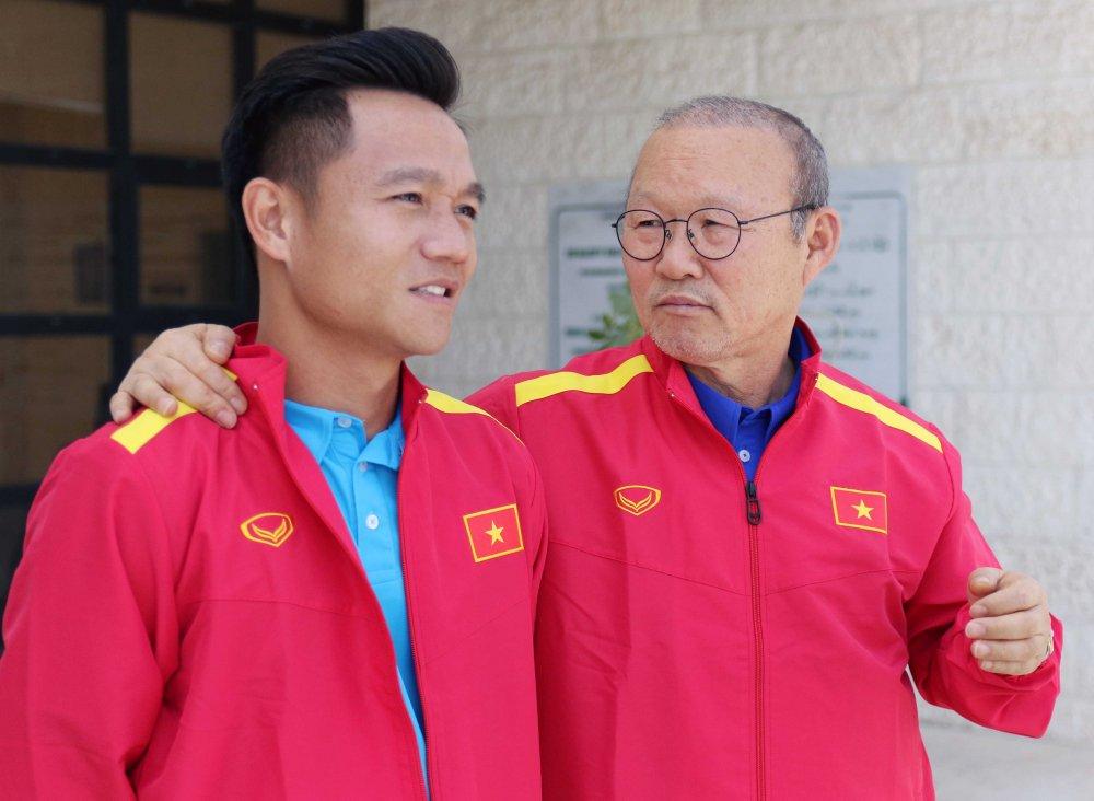 HLV Park Hang Seo: Tuyen Viet Nam biet phai lam gi de doi pho Jordan hinh anh 1