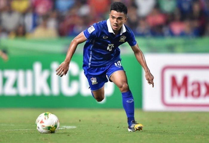 'Messi Thai' vang mat, tuyen Thai Lan thieu 4 tru cot o AFF Cup 2018 hinh anh 1