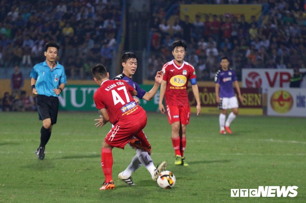 HLV Duong Minh Ninh: HAGL choi dep, khong can pha pham loi kieu Tang Tien hinh anh 1