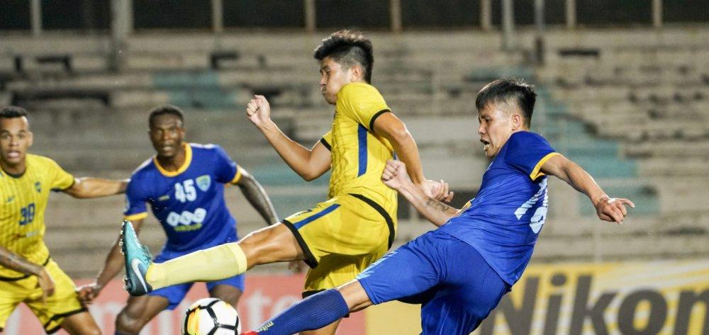 Bui Tien Dung vang mat, FLC Thanh Hoa chinh thuc bi loai khoi AFC Cup hinh anh 1