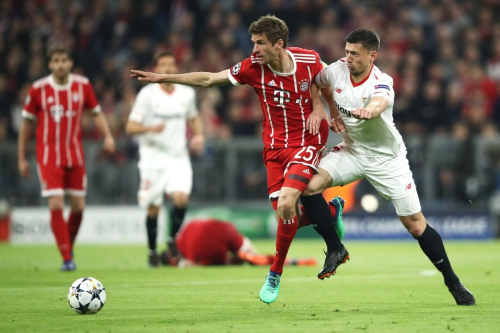 Thu hoa Sevilla, Bayern Munich vao ban ket Cup C1 hinh anh 1