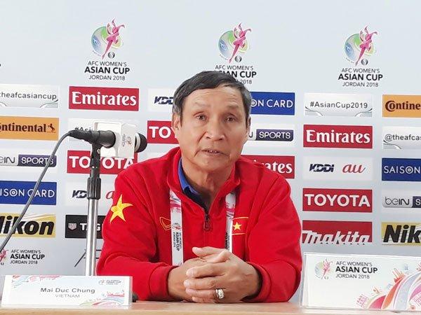 Duoc U23 Viet Nam truyen cam hung, HLV Mai Duc Chung cam on HLV Park Hang Seo hinh anh 1
