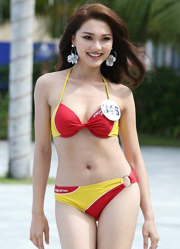 Ngam nguoi dep top 10 Hoa hau hoan vu nghi dang hen ho sao U23 Viet Nam hinh anh 3