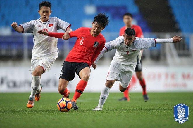 Ap dao U19 Thai Lan, U19 Viet Nam van bi cam hoa khong ban thang hinh anh 1