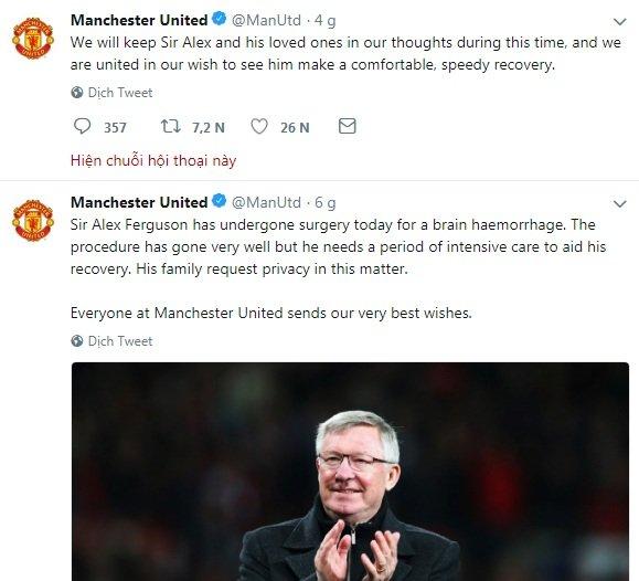 Sir Alex Ferguson xuat huyet nao, the gioi bong da nguyen cau dieu ky dieu hinh anh 1