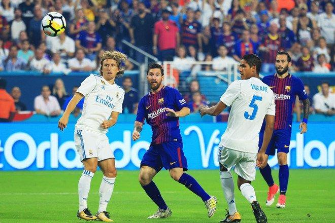 Barca vs Real: Ghet nhau den ca hang rao danh du hinh anh 3