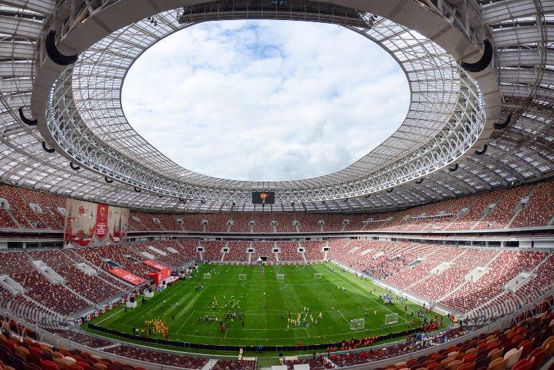 Can canh 12 san dau hoanh trang cua World Cup 2018 hinh anh 2