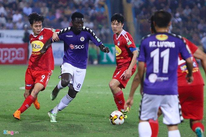 CLB Ha Noi vs HAGL: Kinh dien V.League hay kinh dien scandal? hinh anh 1