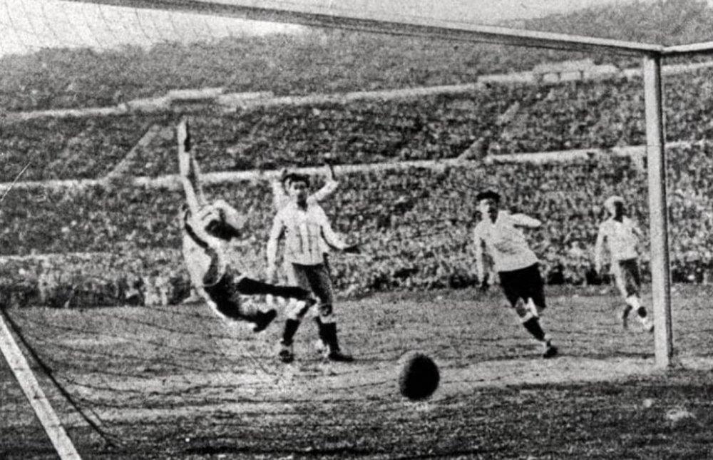 Lich su World Cup 1930: Cup vang the gioi khai sinh trong gian kho hinh anh 2