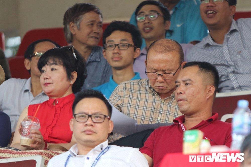 HLV Park Hang Seo du khan, Lam 'Tay' lam lu mo Bui Tien Dung hinh anh 1