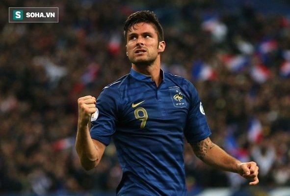 Giroud: O Premier League la 'chan go', o World Cup la vu khi bi mat cua nguoi Phap hinh anh 1