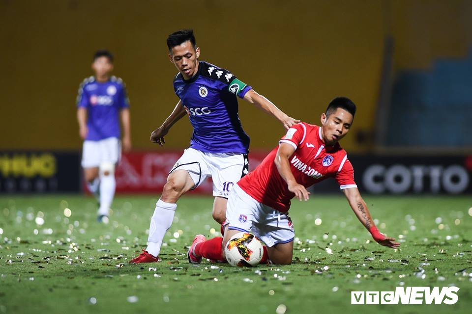 Sinh nhat 12 tuoi, CLB Ha Noi ngao nghe tren dinh V-League hinh anh 6
