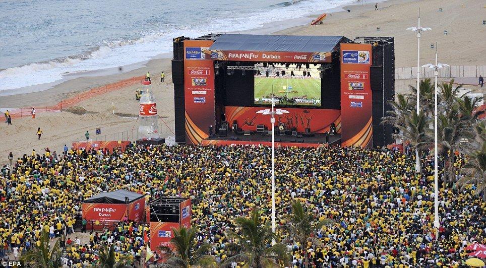 Truc tiep le khai mac World Cup 2018: Toan the gioi huong toi nuoc Nga hinh anh 13