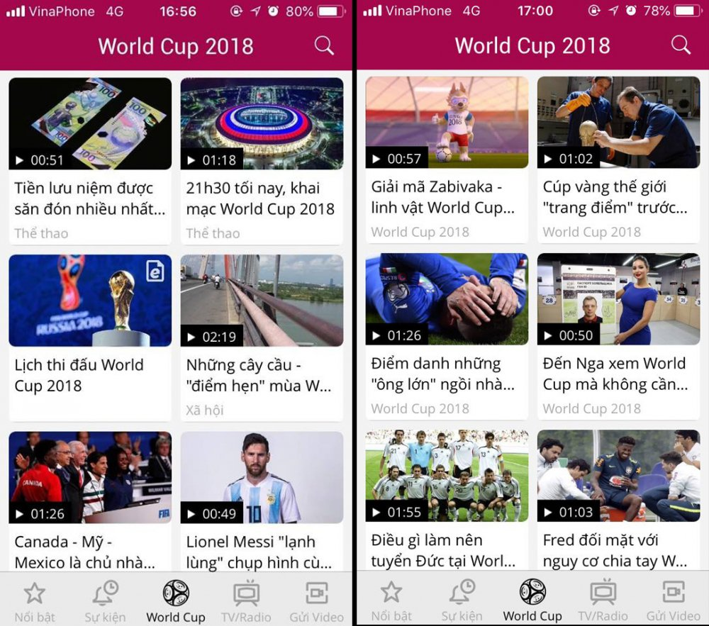 Song tron mua he World Cup 2018 voi VTC Now hinh anh 1