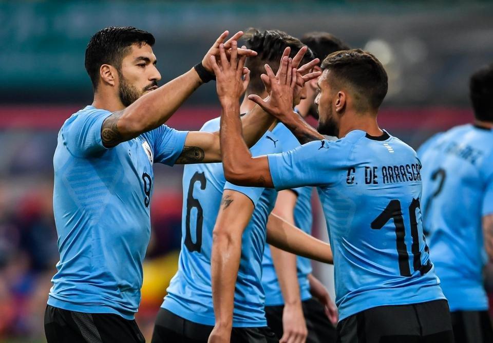 Nhan dinh Uruguay vs Nga: Thu thach ban linh chu nha hinh anh 1
