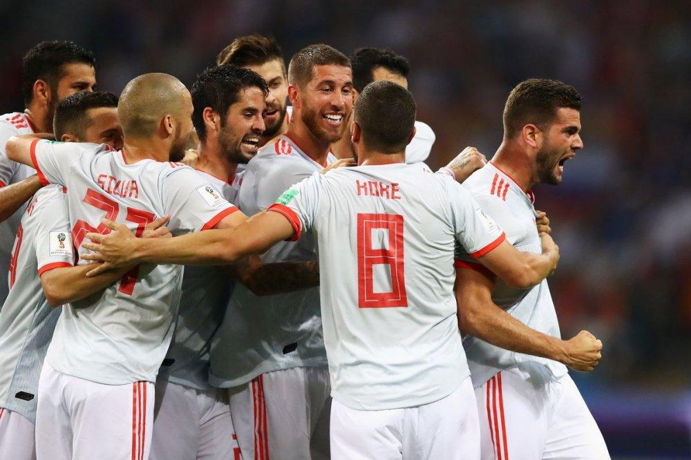 Video ket qua Tay Ban Nha vs Maroc ty so 2-2: VAR giup nguoi Tay Ban Nha hinh anh 15