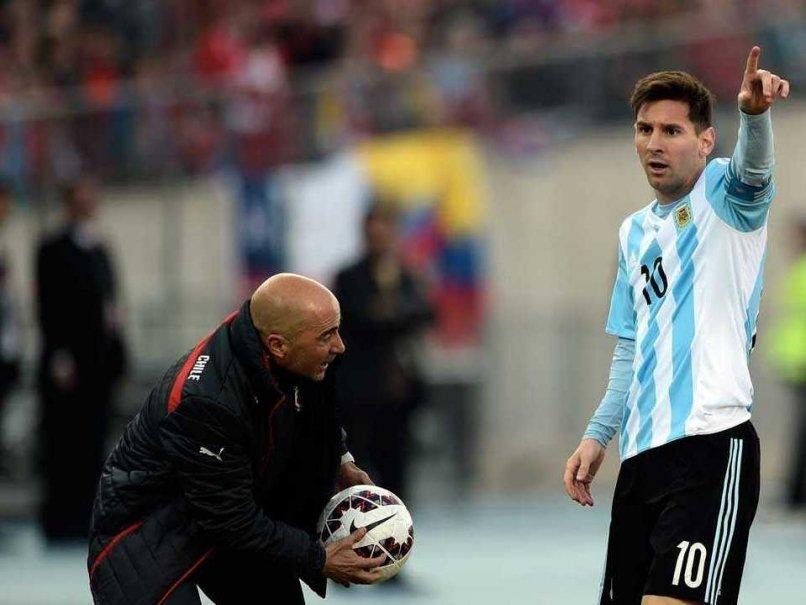 Sampaoli: 'Messi giup chung toi thay nhung thu chi thien tai moi thay' hinh anh 1