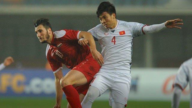 Bui Tien Dung: Dau Syria, Olympic Viet Nam khong lo neu phai da luan luu hinh anh 1