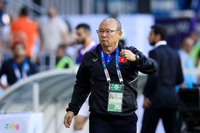 HLV Park Hang Seo: 'Hay tin toi, toi khong muon tron tranh SEA Games' hinh anh 1