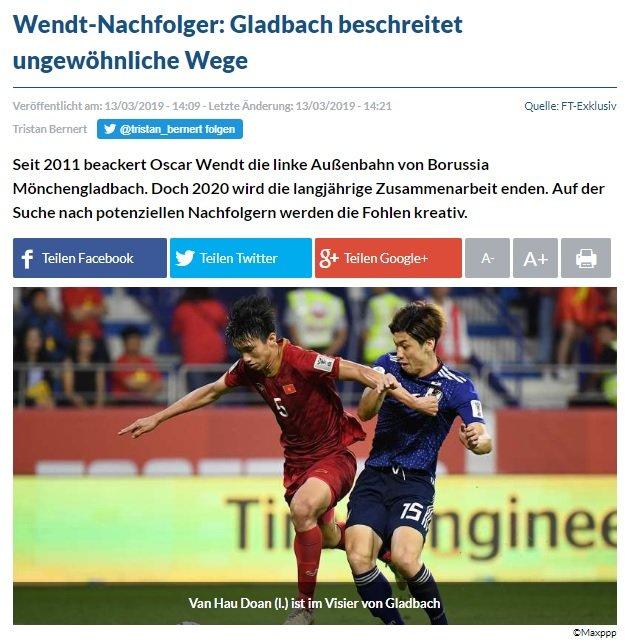 Ro tin don doi top 4 Bundesliga cu trinh sat 'xem gio' Doan Van Hau hinh anh 1