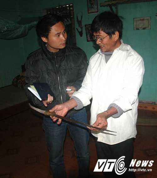 Chuyen ky bi quanh nhung thanh kiem thieng o Thanh Hoa hinh anh 1