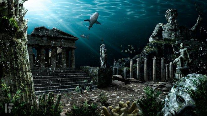 Thanh pho huyen thoai Atlantis mat tich o dau? hinh anh 2