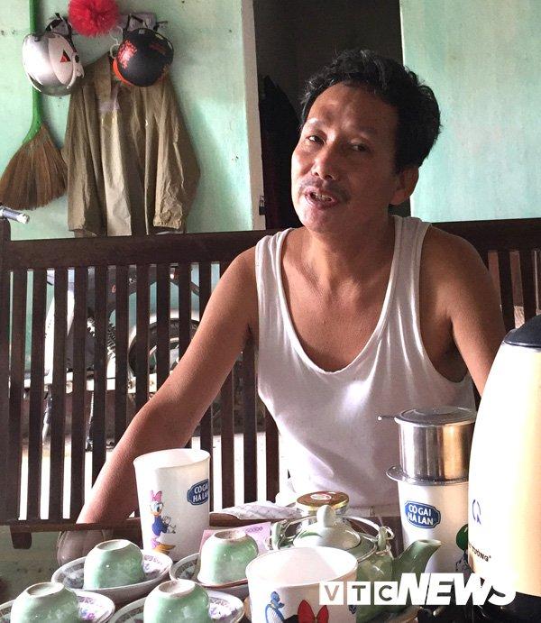 Ngoi nha chet choc bi an o Thai Binh: Dai tang trong le cung tram ngay hinh anh 1