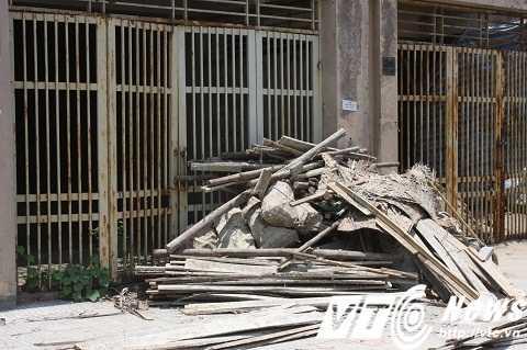 Nhung can biet thu 'ma' trong khu do thi Van Phu hinh anh 12