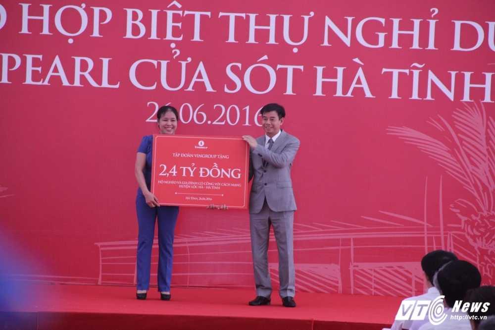 VinGroup khoi cong to hop biet thu nghi duong dang cap tai Ha Tinh hinh anh 2
