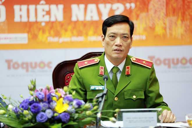 Tuong Doan Viet Manh: 'Moi gia dinh nen lap dat thiet bi canh bao chay cuc bo' hinh anh 2