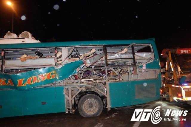 Khoi to vu an no xe khach o Bac Ninh, 16 nguoi thuong vong hinh anh 1