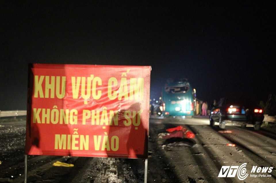 Khoi to vu an no xe khach o Bac Ninh, 16 nguoi thuong vong hinh anh 3