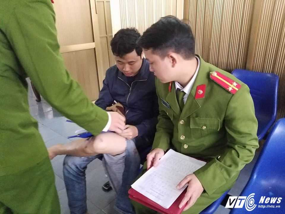 Vu tai nan giao thong o Ha Nam 18 nguoi thuong vong : Loi ke cua nan nhan hinh anh 3