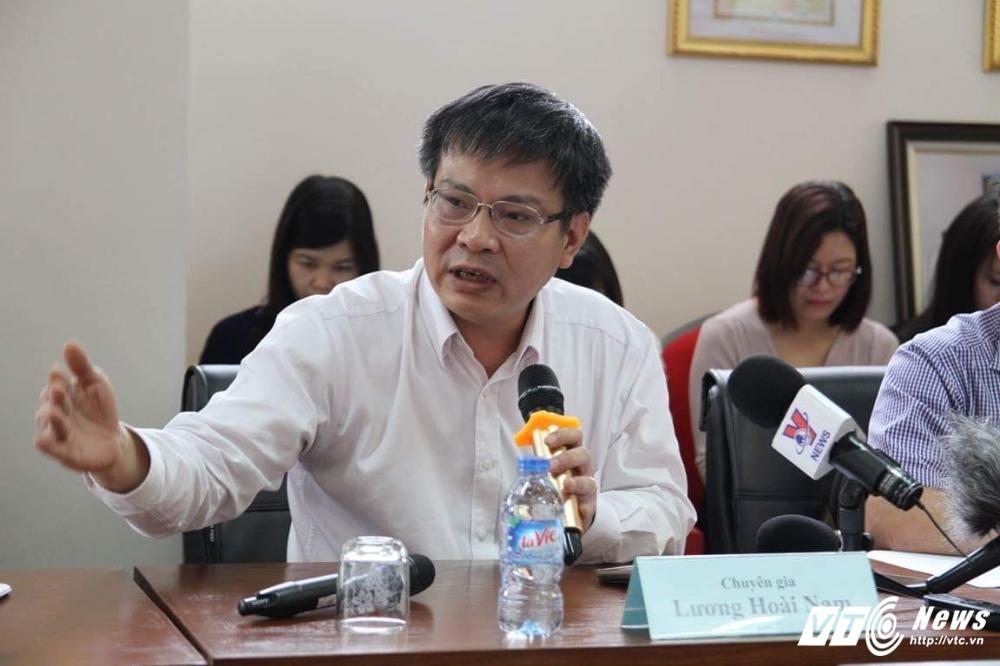 Tien si Luong Hoai Nam: 'Nha nuoc khong thu phi via he thi se co bao ke den thu' hinh anh 1
