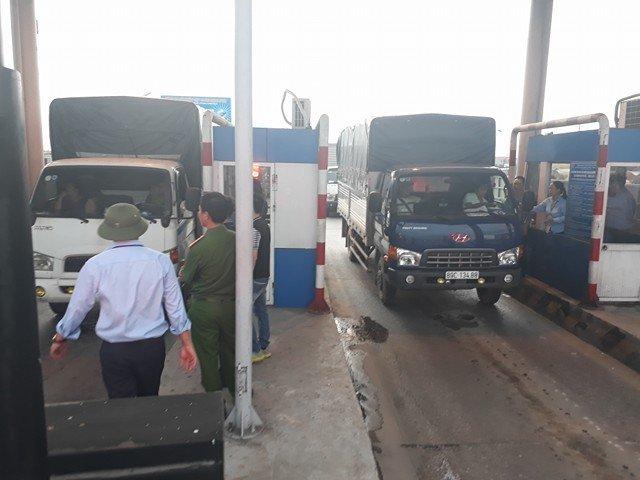 Tra tien le qua tram BOT quoc lo 5: Hung Yen kién nghị di dòi trạm thu phí hinh anh 1