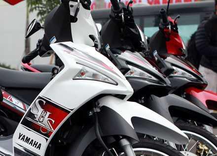 Yamaha Sirius la mau xe duoc ban nhieu nhat nam 2016 hinh anh 1