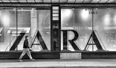 Nguoi Viet bao chi mua hang xach tay Zara, H&M... hinh anh 1